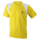 Tričko RSL JN396 Yellow/White