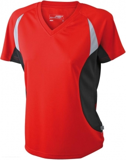 Tričko RSL JN390 Red/Black