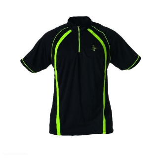 Tričko RSL Black/Green