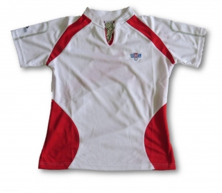 Tričko RSL White/Red