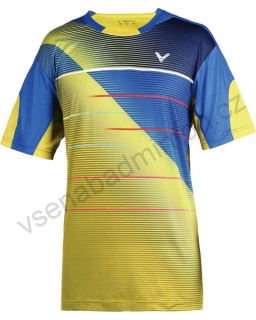 Tričko VICTOR Shirt Korea Unisex yellow 6196