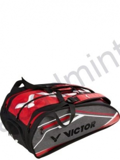 Taška na rakety VICTOR Multithermobag 9039 red