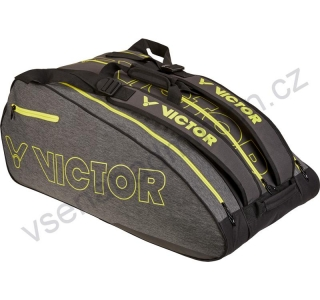 Taška na rakety VICTOR Multithermobag 9030 grey/yellow